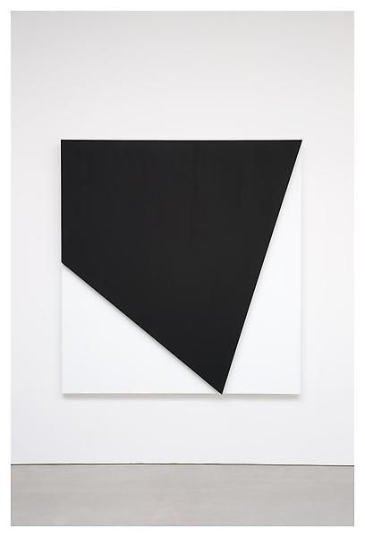Black Relief II, 2010 Ellsworth Kelly