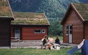 Bøyum Camping in Fjærland