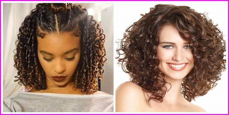 Curly Frisuren 2019: Top modische Hochsteckfrisuren und Trends für … | #fraue…