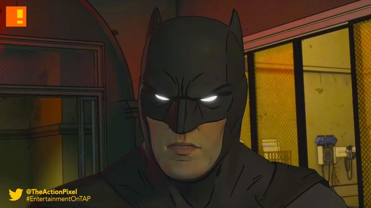 city of light,batman, telltale games,batman: the telltale game, telltale games, trailer,