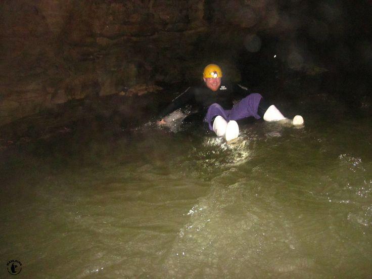 Die entspannte Art und Weise das Kiwi Cave Adventure zu bestehen