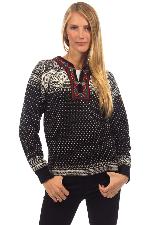 7239abd3b17 Sweater for women - SETESDAL SWEATER - Dale of Norway