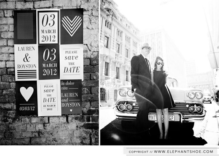 La Dolce Vita engagement shoot styled by Elephantshoe and photographed by Blackframe photography