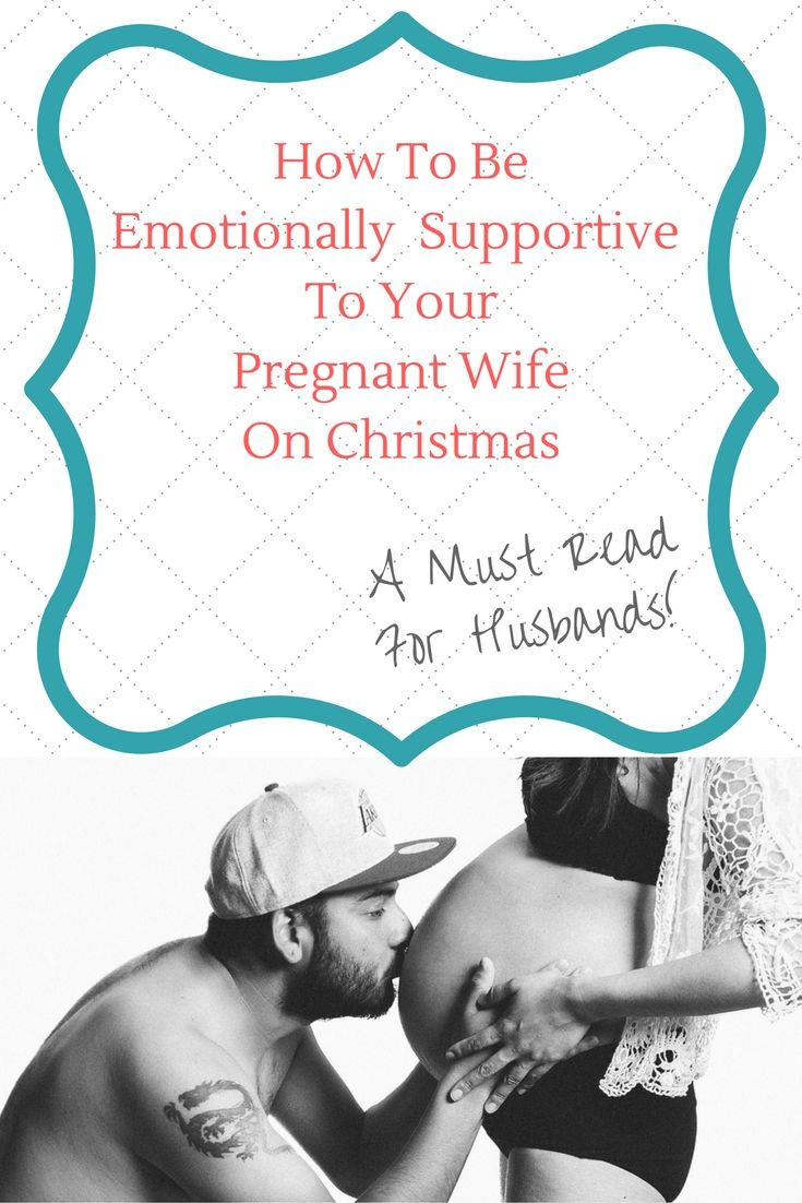 A pregnant wife is not the easiest thing to understand in this world. In fact it may be completely the opposite: it can sometimes be the hardest thing to understand and support. This doesn't change for Christmas but you want to make sure you both have a great time during the holidays. So here are …