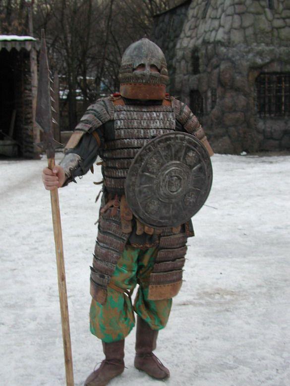 Golden Horde warrior's armor   Tatars( 韃靼 /التتار/Tartars ...