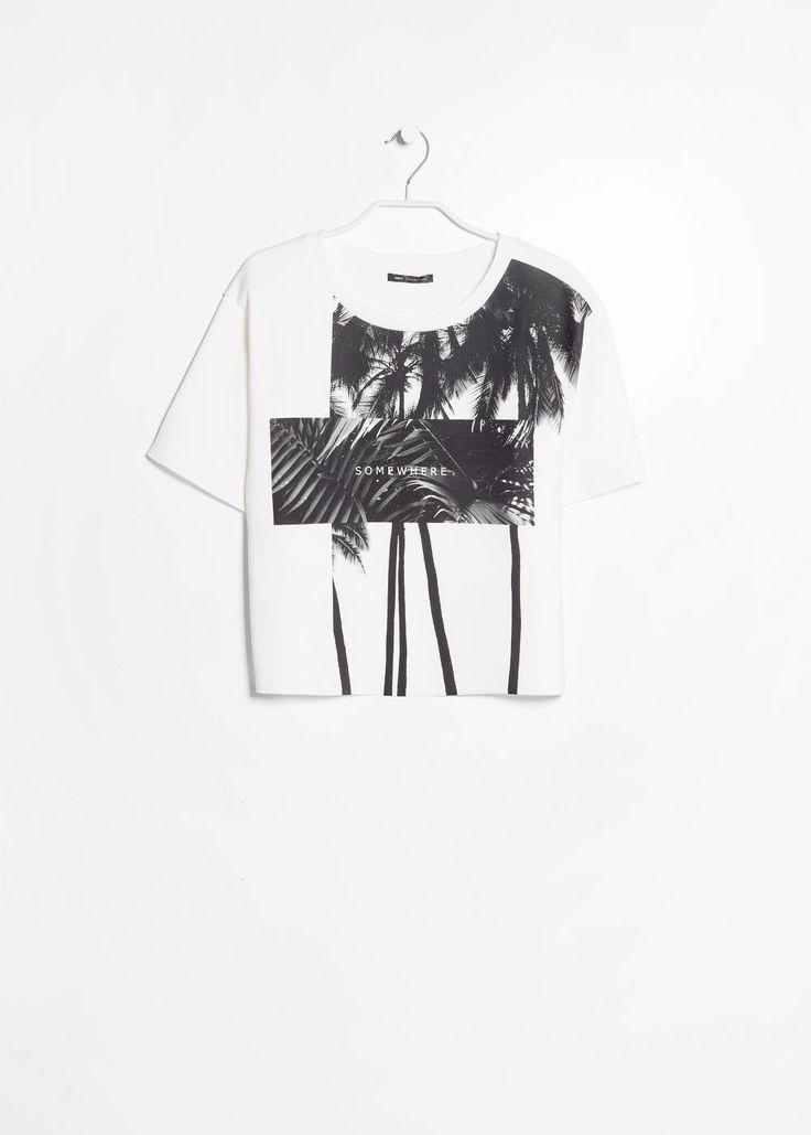 Maglietta neoprene palme