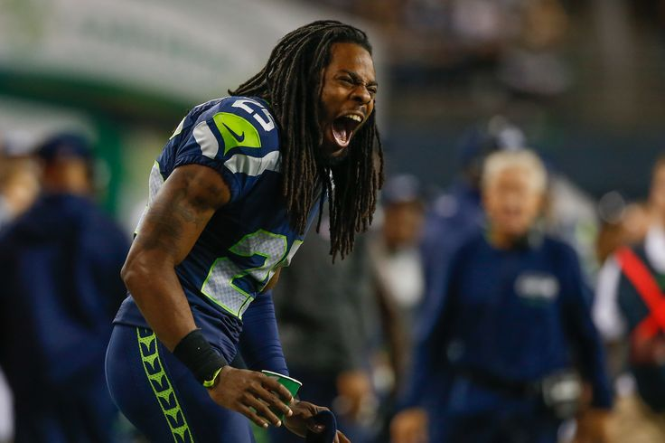 The Seahawks' Richard Sherman is the most eloquent critic of his own league.