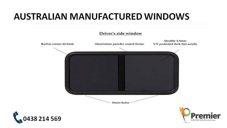 Caravan windows Caravan doors u0026 accessories - 214569 Premier Online Sales is Australiau0027s leading supplier of caravan windows and doors  sc 1 st  Pinterest & 17 best Caravan Windows and Doors images on Pinterest | Camper ...