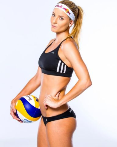 Barbora Hermannová and Markéta Sluková are representing the Czech Republic in beach volleyball at the 2016 Olympics. This is the first Olympic appearance for the 25-year-old Barbora, but it's…