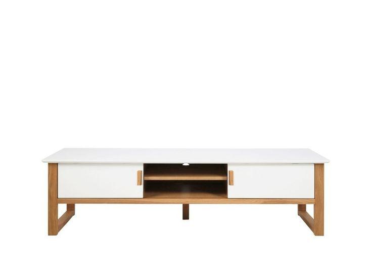Szafka RTV Osaka — Szafki RTV Actona — sfmeble.pl  #scandinavian  #style  #interior  #homedesign #furniture #rtv