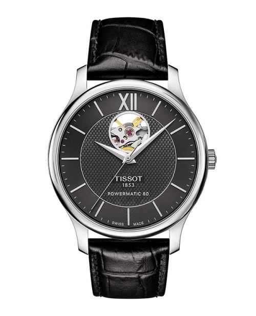 Tissot Tradition Automatic Open Heart   T063.907.16.058.00