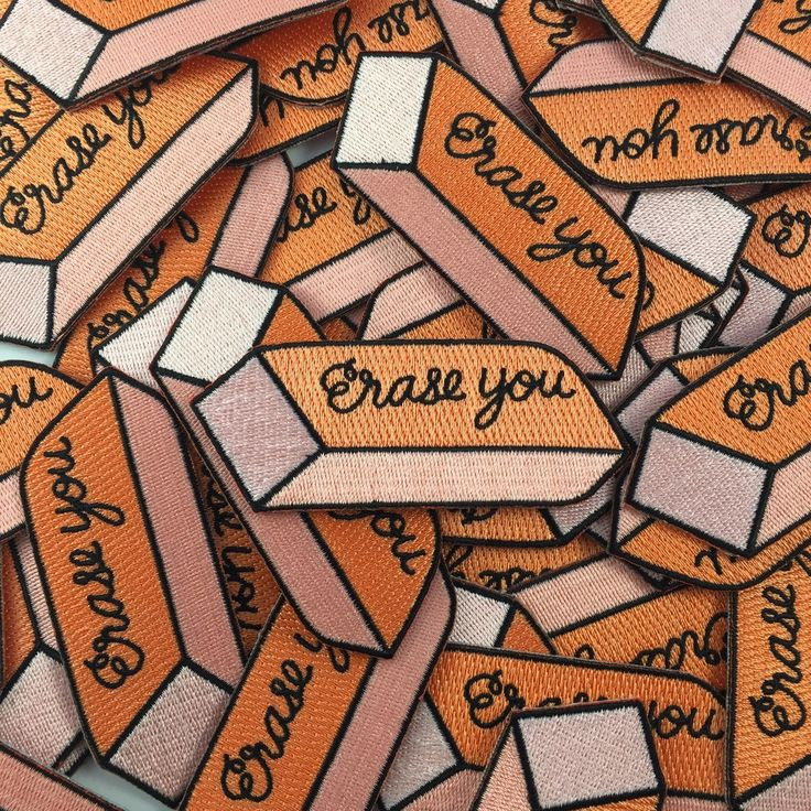 Erase You Patch – Tuesday Bassen