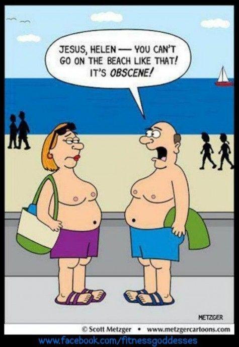 Nude Humor 121