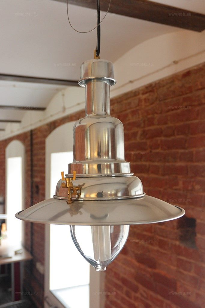 Алюминевый подвесной потолочный фонарь в морском стиле