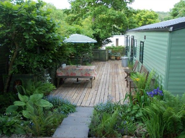 Static Caravan Hire on New Barns Caravan Park in Arnside