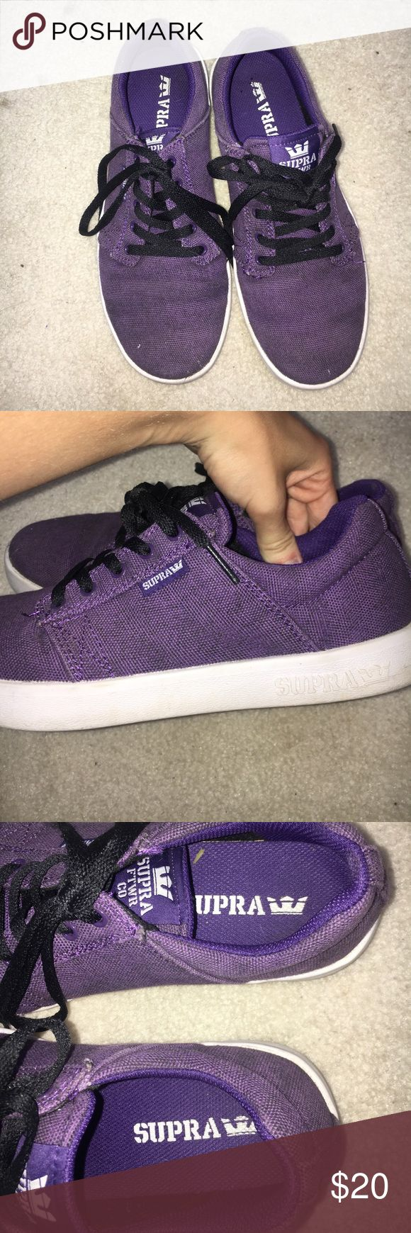 WORN ONCE SUPRAS GREAT CONDITION Supra Shoes Sneakers