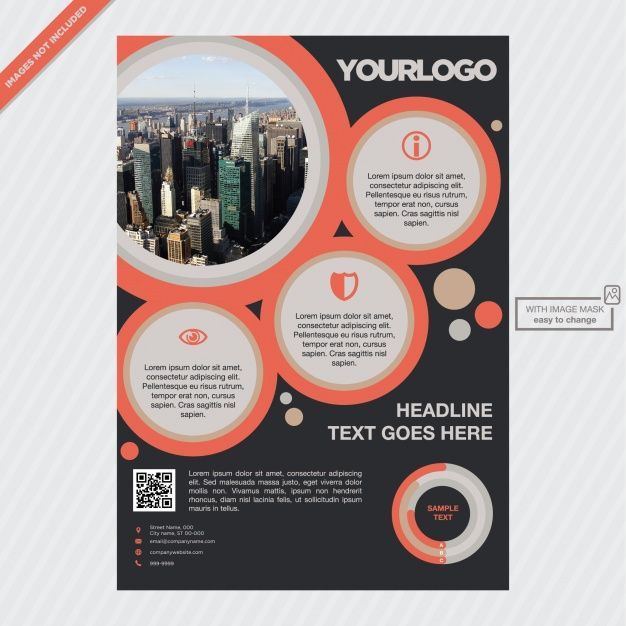 Stunning brochure FREE DOWNLOAD