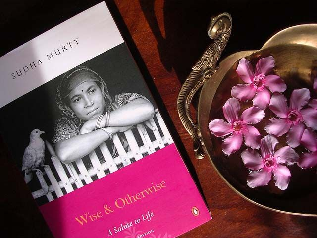 Book Review of Wise and Otherwise by Sudha Murthy