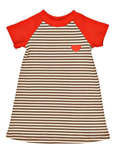 AlbaBabY Cia dress – Kjole – Rød