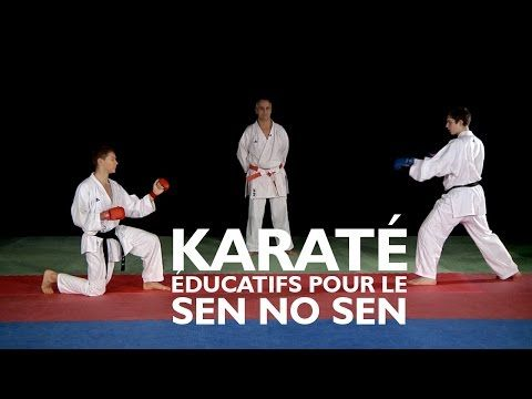 Karaté, éducatif pour le Sen No Sen [vidéo] | Imagin' Arts Tv