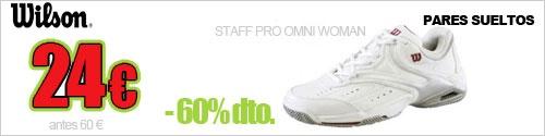 Ofertas zapatillas de padel wilson , desde 24 €