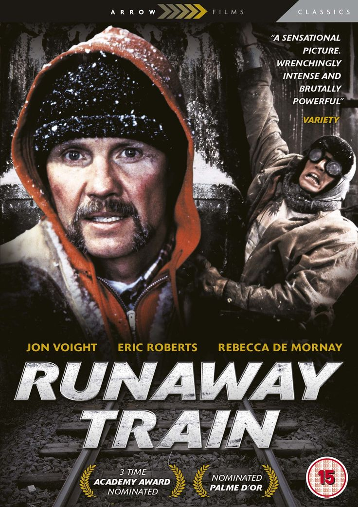 Runaway Train (1985) Long before Georgi in our lives. Who is playing game with our lives? Trying to cover your dirty asses?