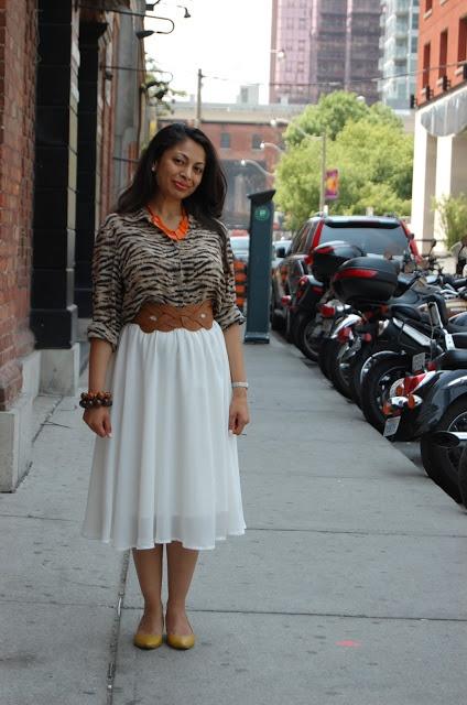 Natasha Fatah My Dream Tv Show Style Inspiration
