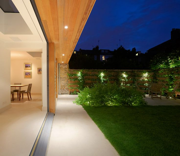 lighting design by john cullen lighting - Exterior Lighting Design