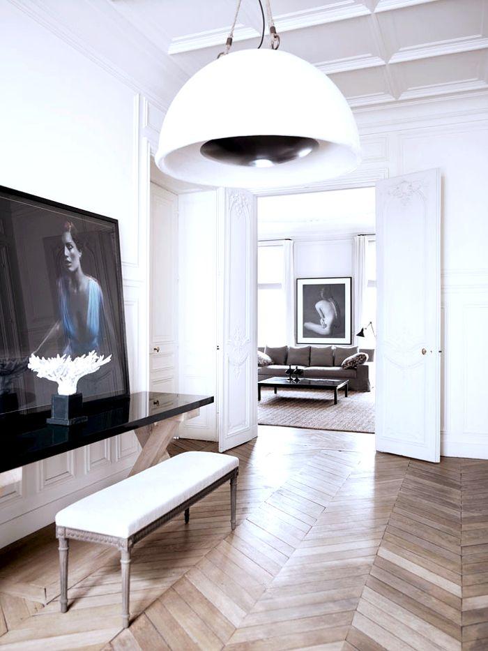 get the look: paris apartment | BURKE DECOR