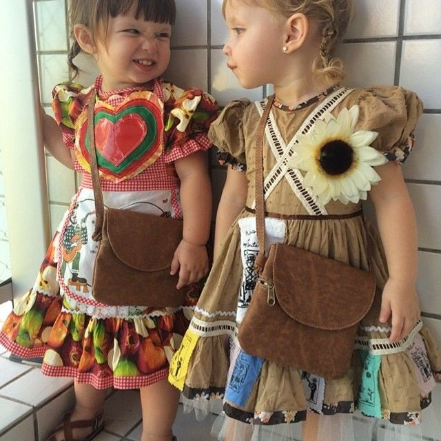 Vestido Quadrilha Infantil Bicho Brasil – Instagram webviewer