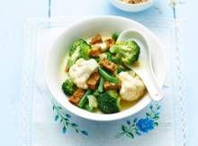 Groenten in Thaise currysaus - Recept - Allerhande - Albert Heijn