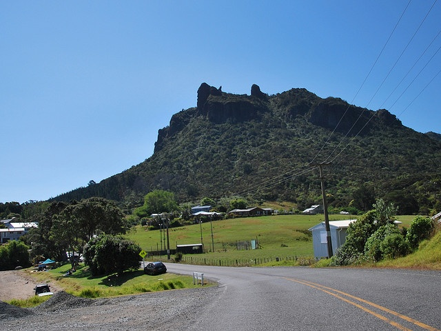 Whangarei Heads - Whangarei - New Zealand .
