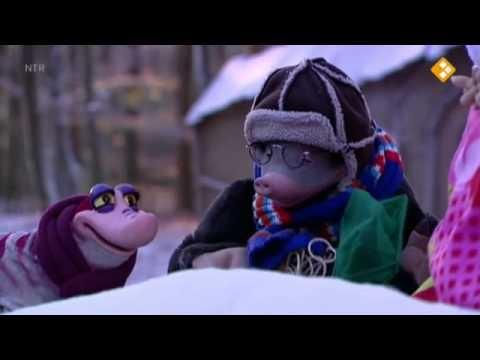 Koekeloere: Sporen in de sneeuw