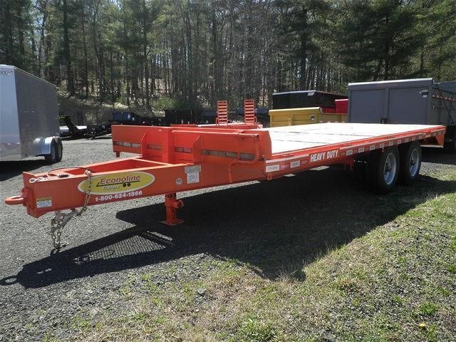 2016 Econoline Equipment Trailer |  CT Trailers | Flatbed, Dump, and Cargo Trailers and parts for Sale Near MA, RI, NY
