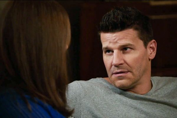 """""""I love every day."""" #Bones' Quotes: The 43 Sweetest Things Booth Has Ever Said to Brennan"""