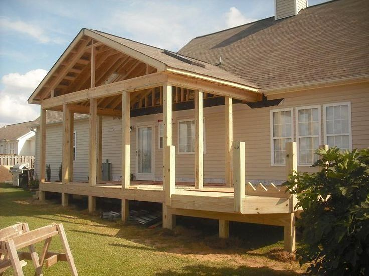 Image Result For Patio Cover Tie Into Existing Roof Porch
