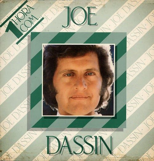 33 RPM - CBS 460599 - 1987 - 1 Hora Com... Joe Dassin (Portugal)
