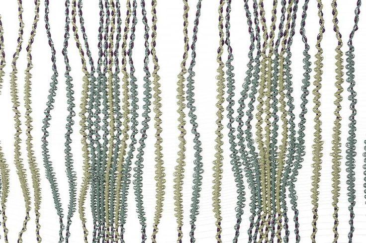 Les berges, spot avec vue sur seine, projet de diplôme de Charlotte Rodière (Design Textile)