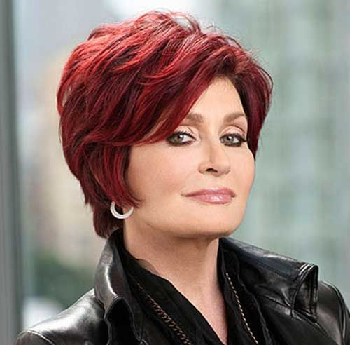 Short Hair Cuts for Women Over 40