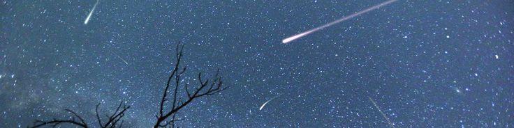 Qué indica el color de una estrella fugaz? http://ift.tt/2jNeWkx