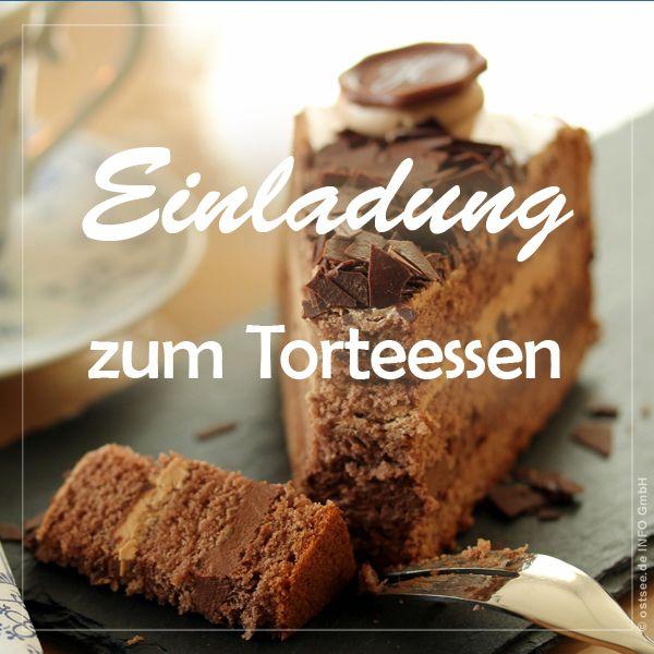 Hiermit Lade Ich Dich Euch Herzlich Auf Ein Stuck Torte Ein Ostsee Urlaub Entspannung Gemeinsam Kaffee Sonntag K Lebensmittel Essen Essen Dessert Ideen