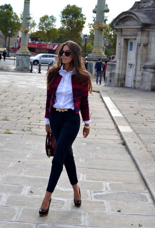 19 Perfect and Stylish Combinations For This Spring ‹ ALL FOR FASHION DESIGN