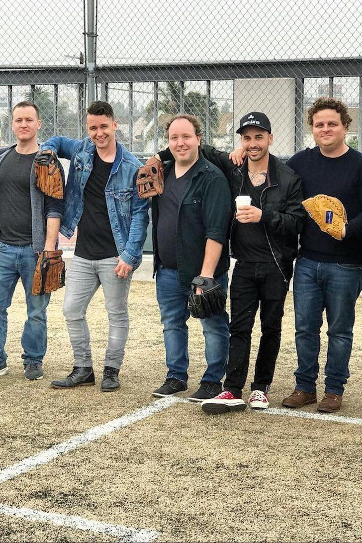 The Sandlot Cast Just Reunited After 25 Years, Because