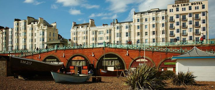 The Old Ship Hotel, Brighton | Puma Brighton Hotels with car parking