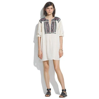 JM Drygoods™ Embroidered San Vicente Blouse - jm drygoods - Women's LABELS WE LOVE - Madewell