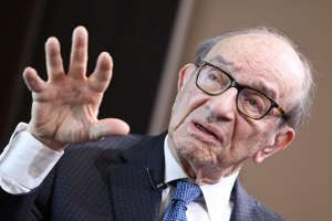"""Gold Outlook: Did Sir Alan Greenspan Just Hint at a Coming Gold Standard? - Here Is the Craziest Gold Story You've Ever Read... Fasten your seatbelts. Because, even if you consider yourself open-minded and well-read on topics the """"MSM"""" (mainstream media) avoid, this is still going to blow your socks off. Recently, none other than Sir Alan Greenspan, the former Fed chair... 