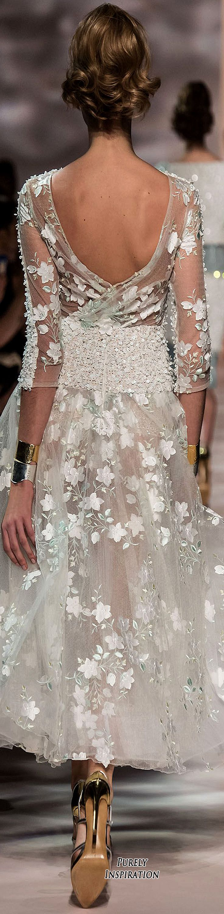 Georges Chakra Haute Couture | Purely Inspiration