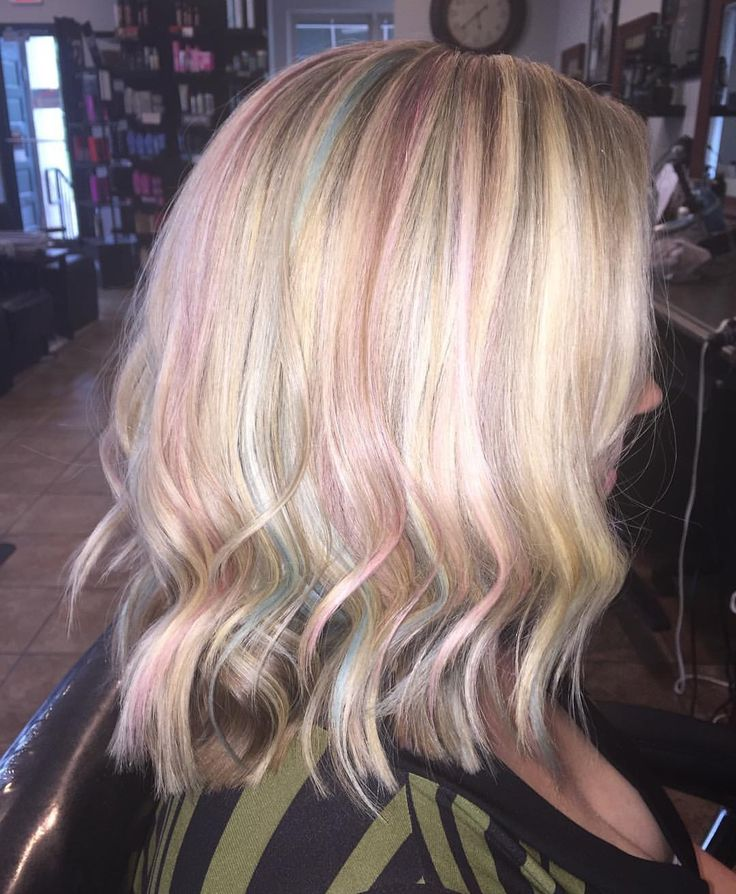 17 best ideas about pastel highlights on pinterest