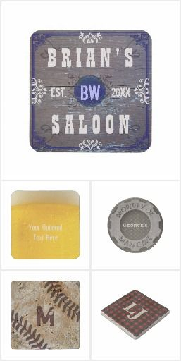 BestSelling Man Cave Coasters on Zazzle. Personalized gifts for men for the bar and the garage. You can customize yours on: http://www.zazzle.com/collections/bestselling_man_cave_coasters_on_zazzle-119767583815592201