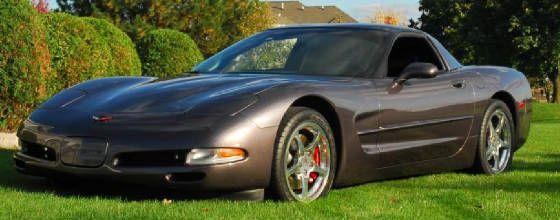 1998 Corvette Indy 500 Pace Car